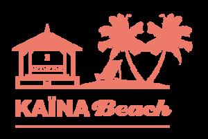 logo kaina beach hyères png